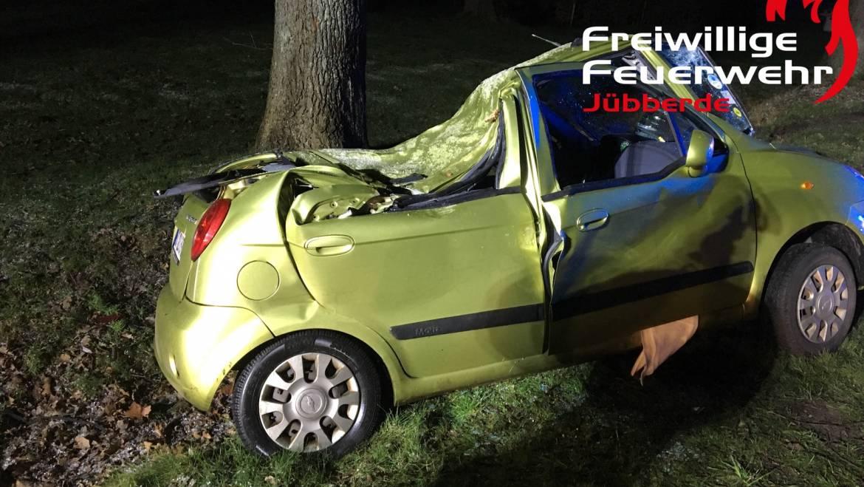 Einsatz Nr: 4 Unfall