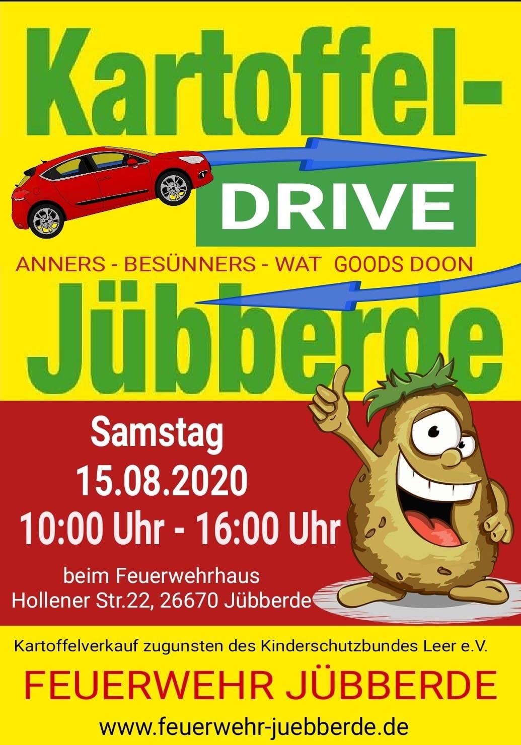 15.08.2020 Kartoffel-Drive