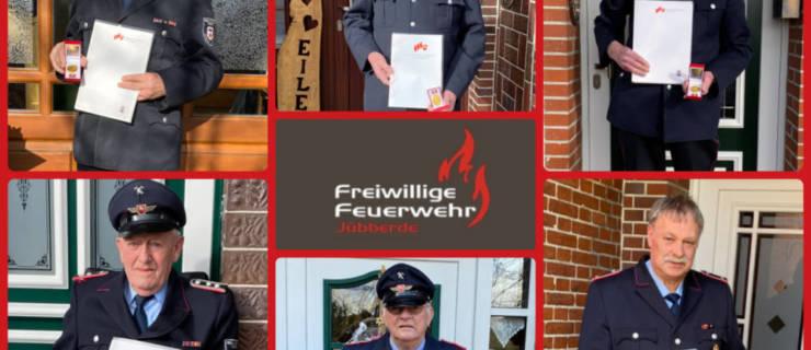 320 Jahre Feuerwehr Jübberde